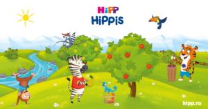 HiPP HiPPiS – fructe delicioase şi super distracţie 1