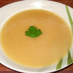 Reteta diversificare Supa de legume